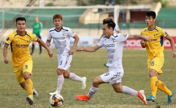 Bảng xếp hạng V-League 2021. BXH bóng đá Việt Nam mới nhất