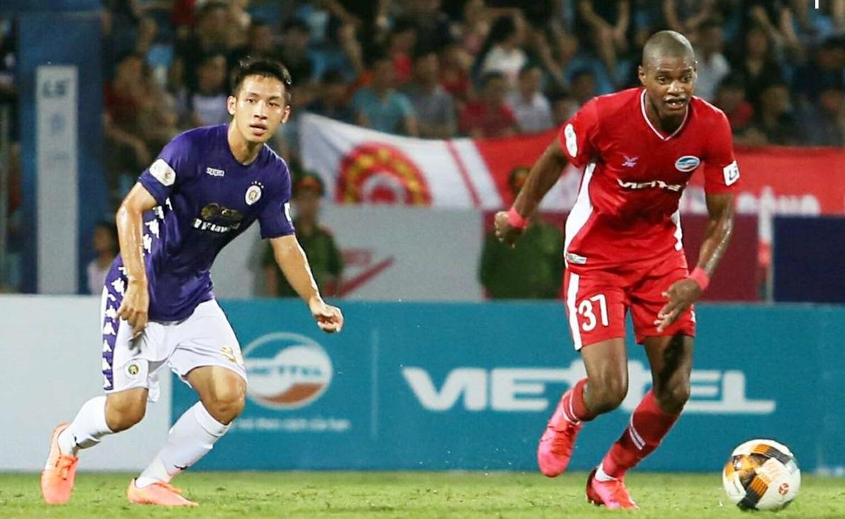 Bảng xếp hạng V-League 2020 giai đoạn 2 vòng 3: Viettel xây chắc ngôi đầu