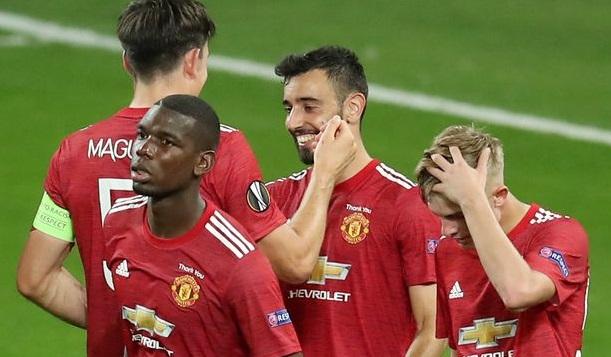 Video clip bàn thắng trận Brighton vs MU