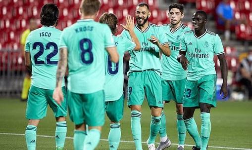Lịch thi đấu bóng đá Tây Ban Nha vòng4: Real Madrid  và Barcelona dễ thở