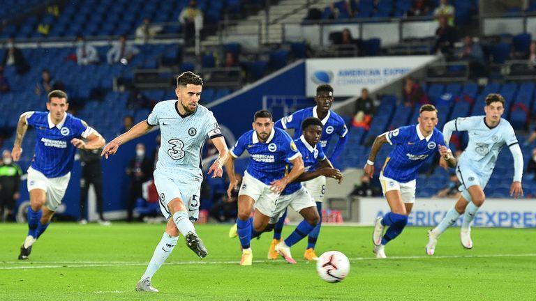 Kết quả bóng đá, Video clip Brighton 1-3 Chelsea, Kết quảbóng đá Ngoại hạng Anh vòng 1, Kết quảChelsea đấu với Brighton, Bảng xếp hạng Ngoại hạng Anh vòng 1