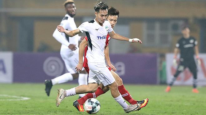 Lịch thi đấu V-League 2020 giai đoạn 2 vòng 1: Viettel vs HAGL, Sài Gòn vs Hà Tĩnh