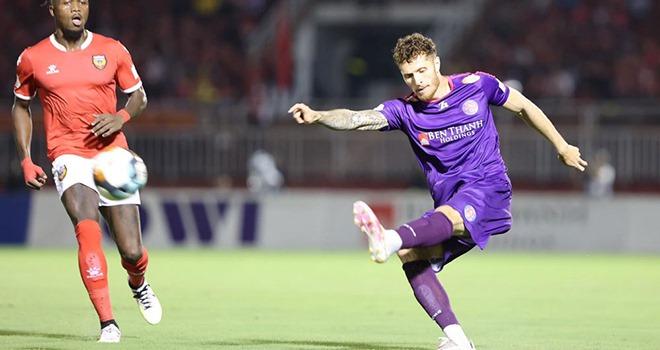 Bảng xếp hạng V-League 2020 giai đoạn 2 vòng 2: Viettel soán ngôi đầu Sài Gòn