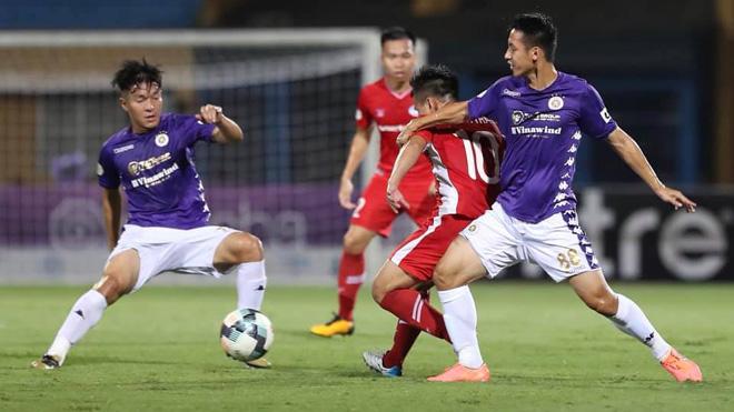 Lịch thi đấu V-League 2020 giai đoạn 2 vòng 7: Sài Gòn vs Viettel.Quảng Ninh vs Hà Nội