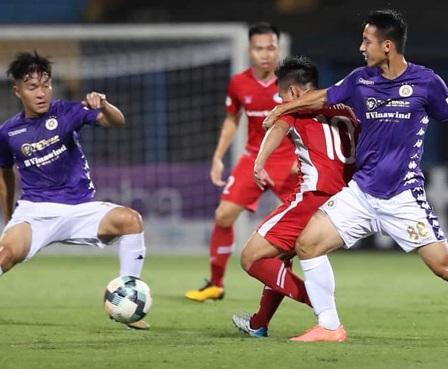 Bảng xếp hạng V-League 2020 giai đoạn 2 vòng 5: Căng thẳng đua vô địch