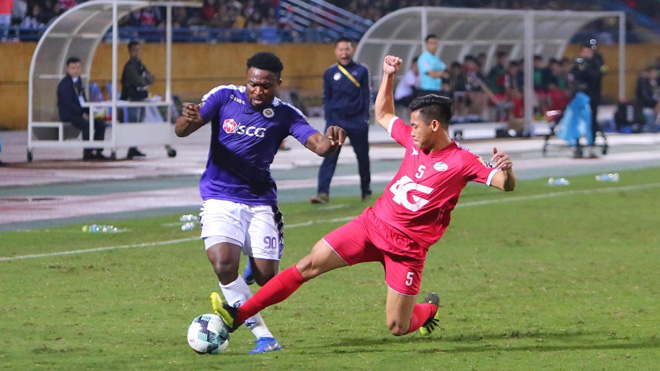 Bảng xếp hạng V-League 2020 giai đoạn 2 vòng 5