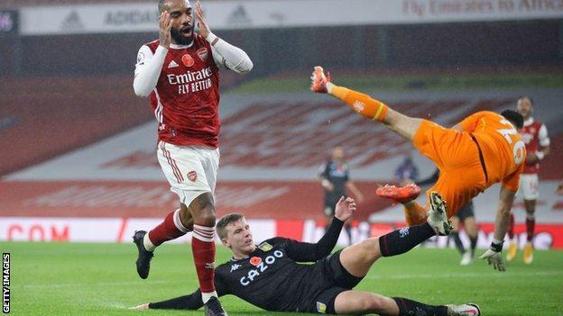 Video clip bàn thắng trận Arsenal vs Burnley