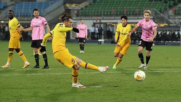 VideoLASK 3-3 Tottenham. Video clip bàn thắng trận LASK 3-3 Tottenham