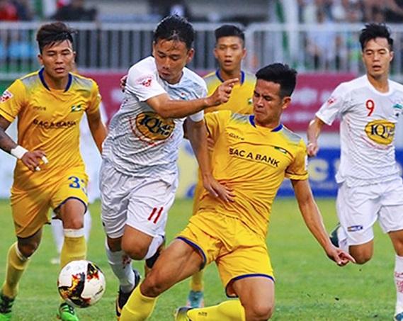 Bảng xếp hạng V-League 2021 - BXH bóng đá Việt Nam mới nhất