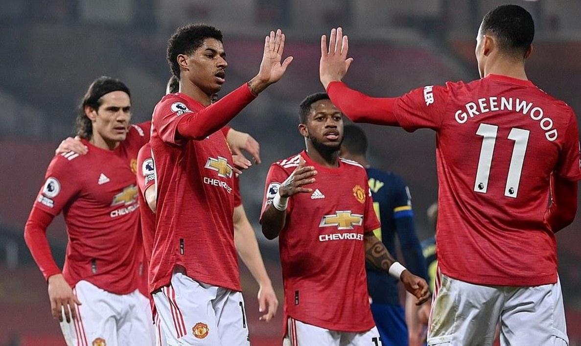 Bảng xếp hạng Ngoại hạng Anh: Man City xây chắc ngôi đầu, MU kiên trì bám đuổi