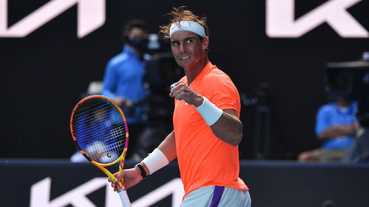 Trực tiếp tennis Úc mở rộng: Tsitsipas vs Nadal. Fox Sports, TTTV trực tiếp Australian Open