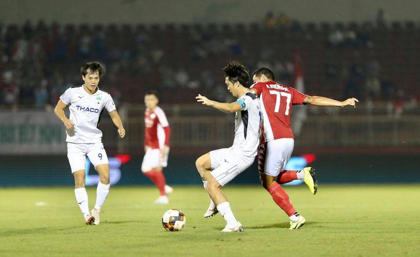 Lịch thi đấu V-League 2021:Quảng Ninh vs HAGL. Lịch trực tiếp bóng đá Việt Nam