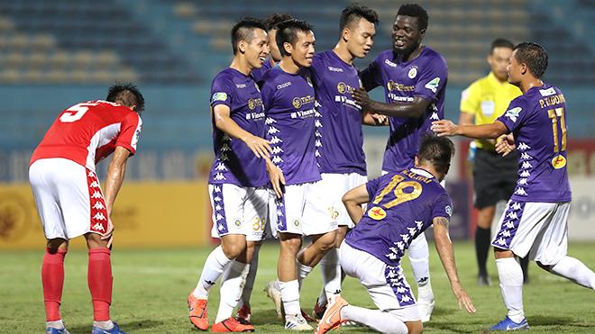Bảng xếp hạng V-League 2021 vòng 5: Hà Nội soán ngôi đầu của Đà Nẵng