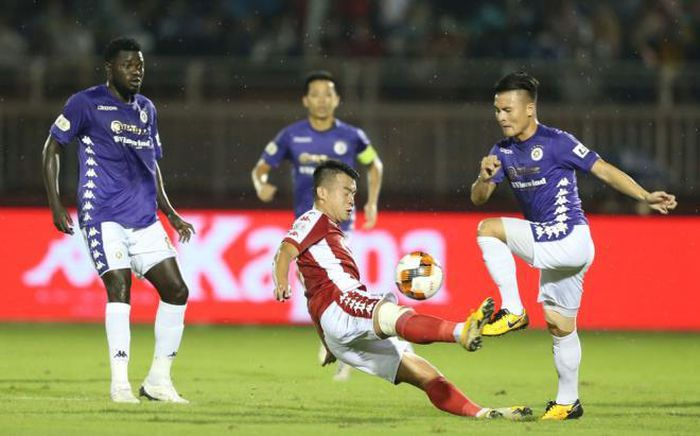 Xem trực tiếpTPHCM vs Hà Nội. BĐTV, VTV6trực tiếp bóng đá Việt Nam. Vleague