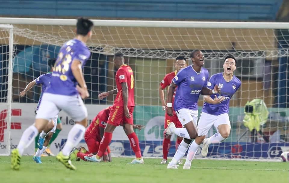 Kết quả V-league vòng 4: Hà Nội vs Thanh Hóa. Bảng xếp hạng V-League 2021