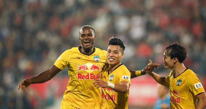 Bảng xếp hạng V-League 2021. BXH bóng đá Việt Nam mới nhất vòng 9