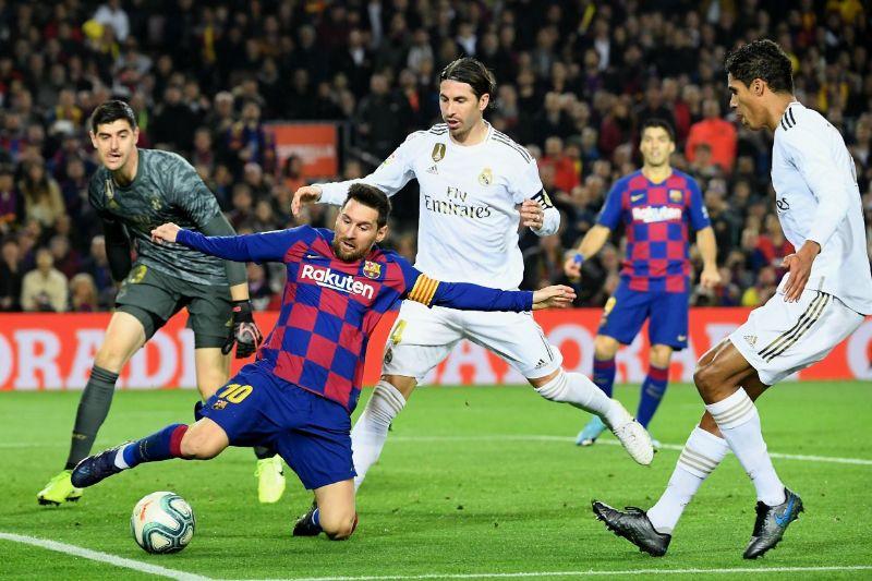 Trực tiếp Real Madrid vs Barcelona. BĐTV trực tiếp bóng đá Tây Ban Nha vòng 30