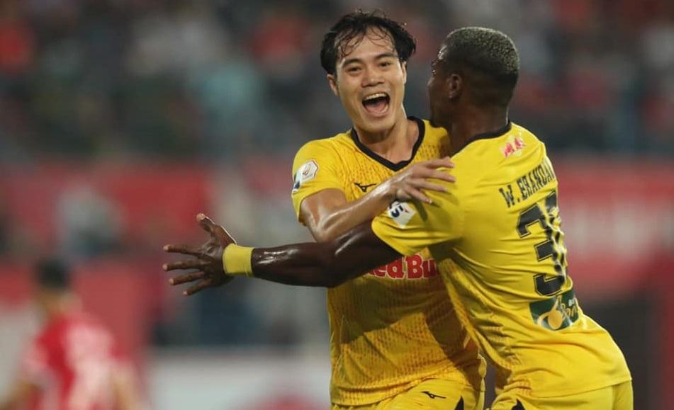 Lịch thi đấu V-League 2021: Đà Nẵngvs HAGL. VTV6 trực tiếp bóng đá Việt Nam