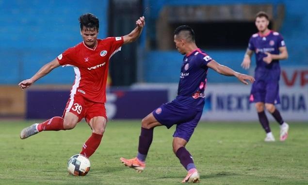 Kết quả bóng đáLS V-League vòng 7: Quảng Ninh vs Bình Dương. Viettel vs Sài Gòn