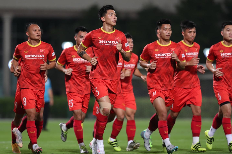 Trận giao hữu giữa đội tuyển Việt Nam và Jordan tại UAE diễn ra khi nào?