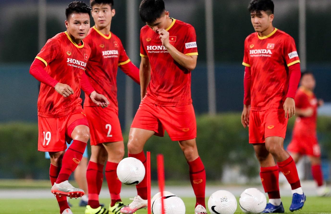 Bảng xếp hạng bảng G vòng loại World Cup 2022 - BXH bóng đá Việt Nam