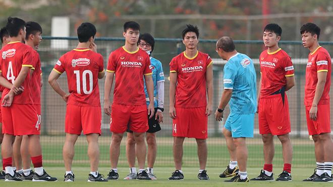 Bảng xếp hạng bảng G vòng loại World Cup 2022, BXH bóng đá Việt Nam mới nhất, Bảng xếp hạng vòng loại World Cup 2022 khu vực châu Á, Việt Nam, Malaysia, Thái Lan, UAE