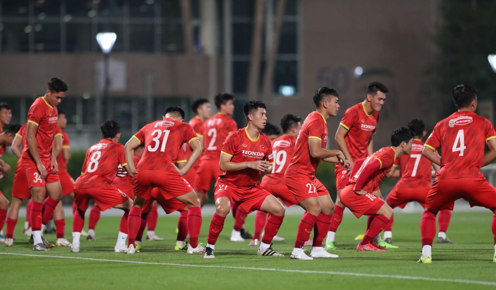 Lịch thi đấu bóng đá Việt Nam. VTV6 trực tiếp vòng loại World Cup 2022 bảng G