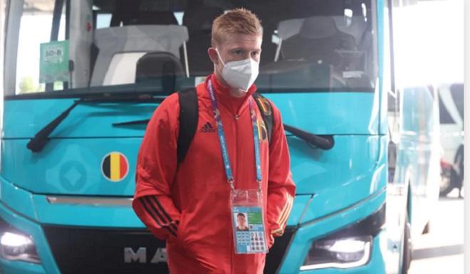 Đội hình thi đấu trận Bỉ vs Ý: De Bruyne ra sân, Hazard vắng mặt