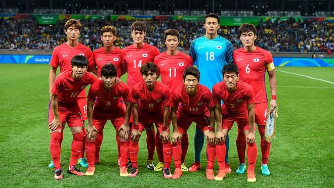 Trực tiếp bóng đá VTV5 VTV6: U23 Romania vs U23 Hàn Quốc, Olympic 2021 (18h00 hôm nay)