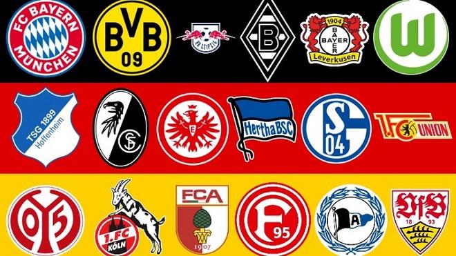 Bảng xếp hạng bóng đá Đức, Lịch thi đấu, kết quả bóng đá Bundesliga hôm nay, Bảng xếp hạng bóng đá Đức, Lịch thi đấuBundesliga mùa giải 2021-2022, Kết quảbóng đá Đức