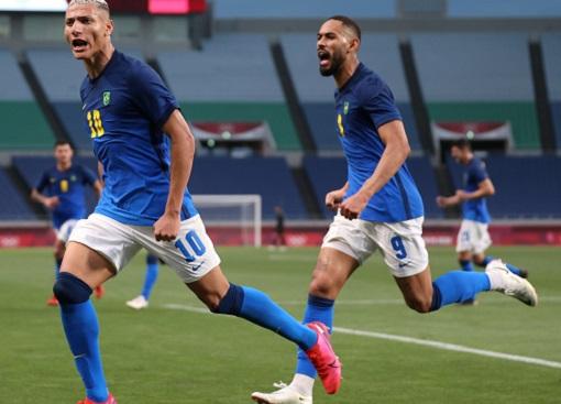 VTV5 trực tiếp bóng đá nam U23 Mexico vs Brazil, Olympic 2021 (15h, 3/8)