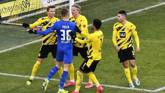 Soi kèo nhà cái Dortmund vs Hoffenheim và nhận định bóng đá Đức (01h30, 28/8)