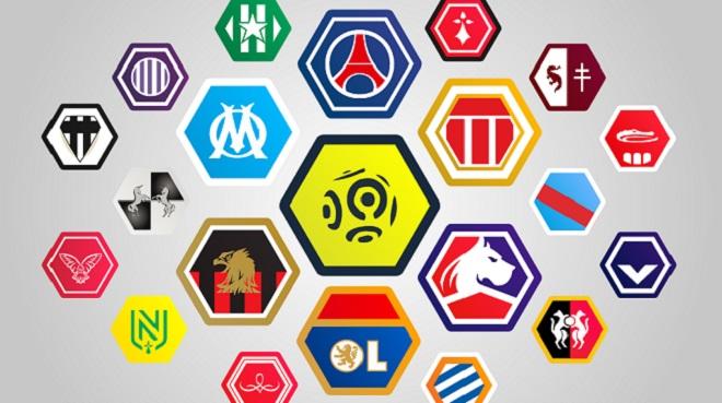 Bảng xếp hạng bóng đá Pháp- Lịch thi đấu, kết quả bóng đá Ligue 1 hôm nay