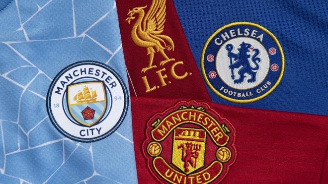 Bảng xếp hạng Ngoại hạng Anh - Lịch thi đấu, kết quả bóng đá Anh hôm nay