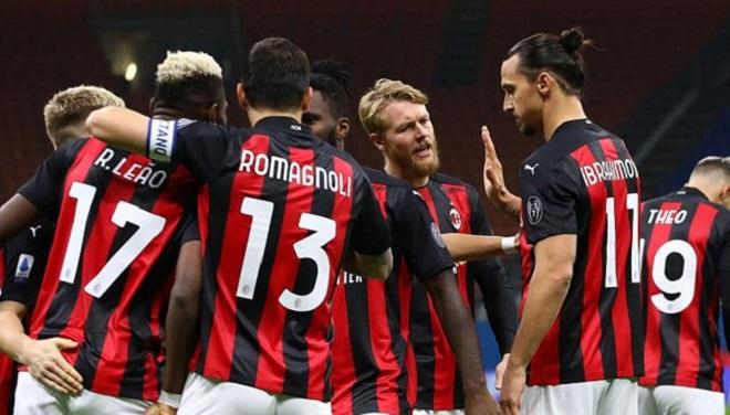 TRỰC TIẾP bóng đá Spezia vs Milan,bóng đá Ý (20h00, 25/9)