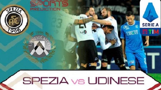Soi kèo nhà cái Spezia vs Udinese và nhận định bóng đá Ý (20h00, 12/9)