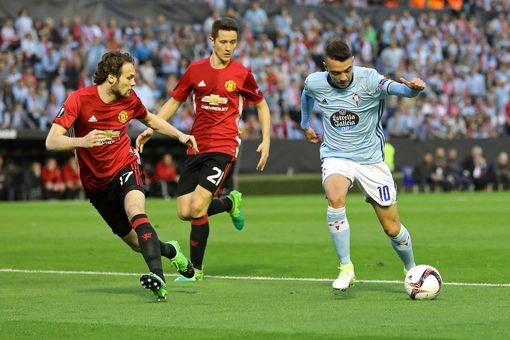 Blind Celta Vigo 0-1 Man United