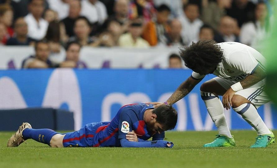 Marcelo là người duy nhất ngăn Barca của Messi thắng 'Kinh điển', nhưng...
