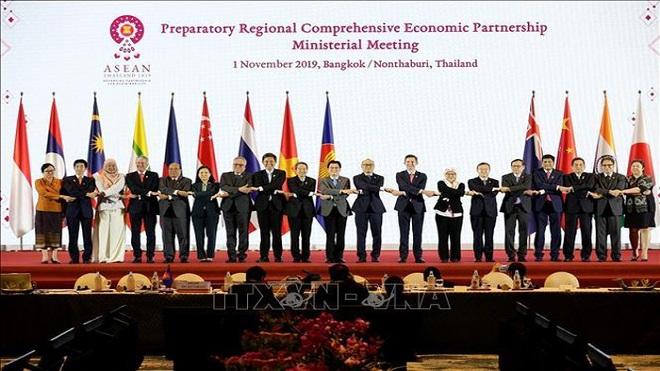 Hội nghị cấp cao ASEAN 35: Các nước ASEAN kết thúc quá trình thảo luận về RCEP