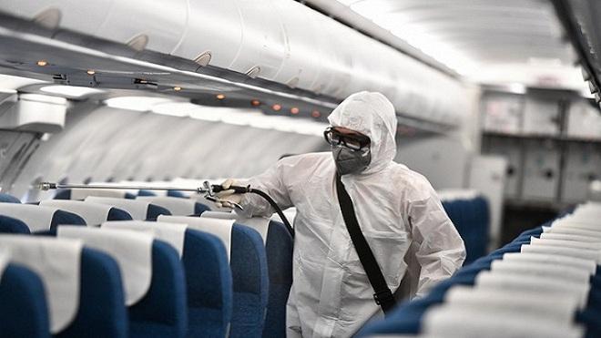 Dịch COVID -19: Bộ Y tế thông báo khẩn về 2 chuyến bay có hành khách mắc COVID-19