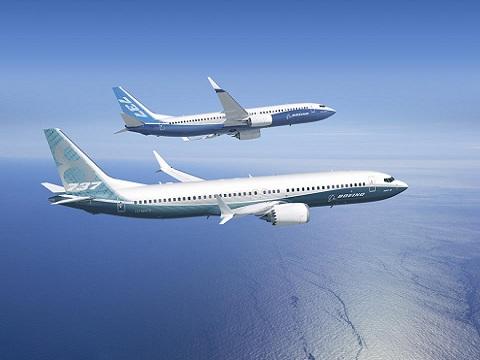 Boeing đàm phán với nhiều hãng hàng không về bán dòng sản phẩm 737 MAX