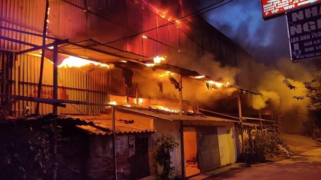 Công ty Cổ phần bóng đèn phích nước Rạng Đông thiệt hại khoảng 150 tỉ đồng sau vụ cháy