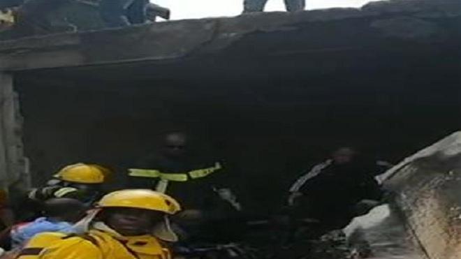 Vụ rơi máy bay tại CHDC Congo: Ít nhất 18 người thiệt mạng