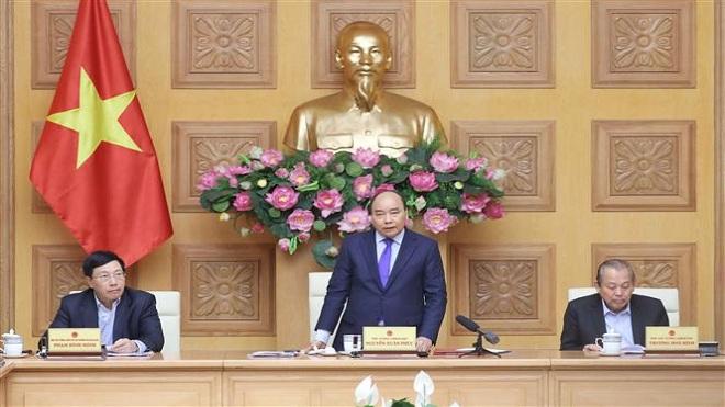 Thủ tướng Nguyễn Xuân Phúc: Việt Nam kiểm soát tốt tình hình dịch bệnh nCoV