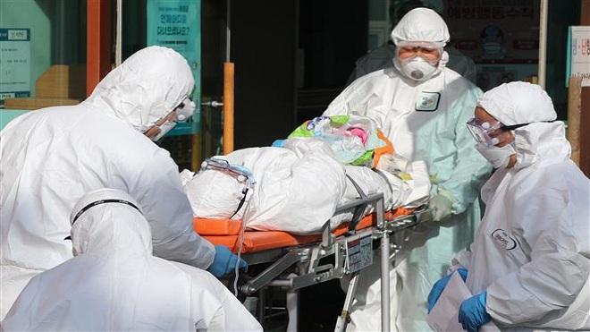 Dịch COVID-19: Hơn 50% số ca nhiễm bệnh tại Hàn Quốc liên quan đến giáo phái Shincheonji