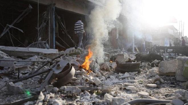 Syria: Đánh bom xe tại Đông Bắc làm gần 30 người thương vong