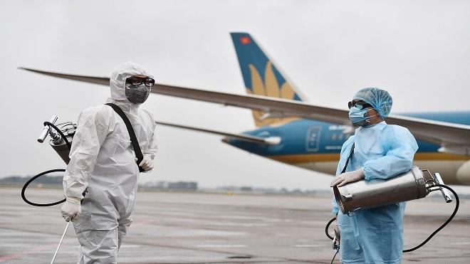 Dịch COVID-19: Các hãng hàng không Việt Nam dừng khai thác các đường bay quốc tế