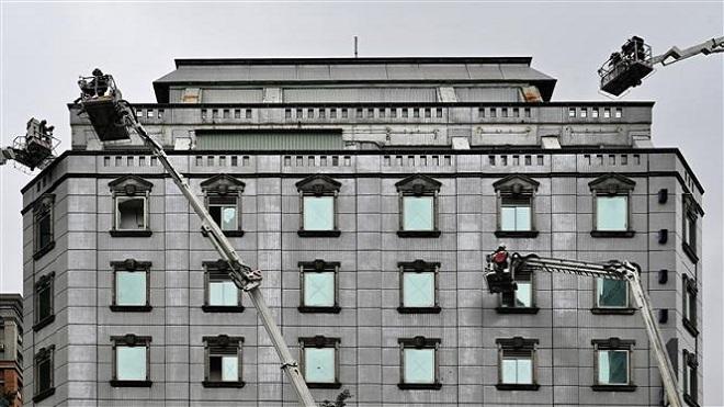 Hỏa hoạn nghiêm trọng tại quán karaoke ở Đài Loan (Trung Quốc), 5 người chết, 49 người bị thương