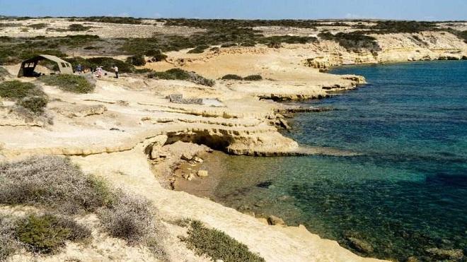 Cyprus lần đầu tiên phát hiện một con tàu đắm thời La Mã