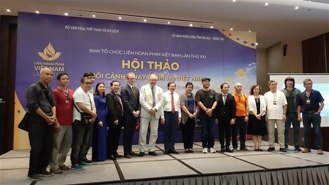 Liên hoan Phim Việt Nam lần thứ XXI: Quảng bá bối cảnh quay phim tại Việt Nam